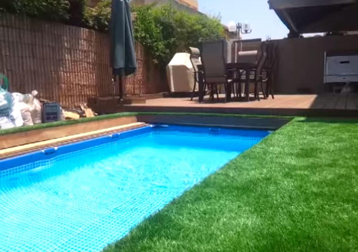 la piscine ad quate selon son budget promo piscine bois. Black Bedroom Furniture Sets. Home Design Ideas