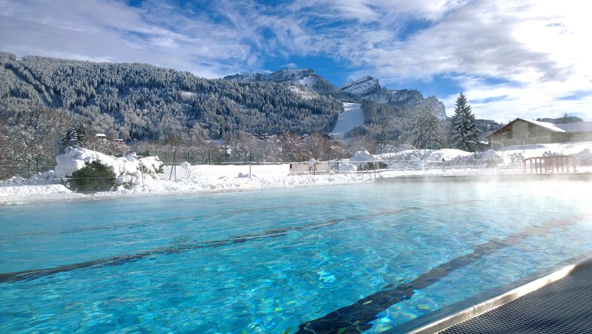 Fini les baignades c est l heure de l hivernage promo for Promo piscine bois